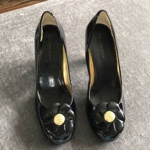 Anne Klein iFlex Black High Heel